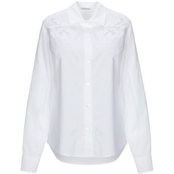 《セール開催中》P.A.R.O.S.H. レディース シャツ ホワイト XS コットン 100%