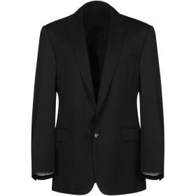 《期間限定セール開催中!》RALPH LAUREN BLACK LABEL メンズ テーラードジャケット ブラック 44 ウール 100%