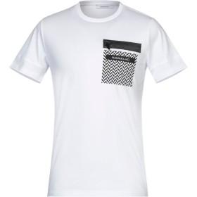 《セール開催中》HAMAKI-HO メンズ T シャツ ホワイト M コットン 100%