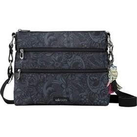 [サックルーツ] レディース ショルダーバッグ PolyTwill Basic Crossbody Bag [並行輸入品]