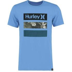 HURLEY (ハーレー) 半袖Tシャツ VMTSPBRS-HSB スカイブルー XL