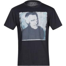 《セール開催中》1921 メンズ T シャツ ダークブルー XXL コットン 100%