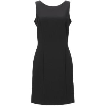 《セール開催中》BLUGIRL BLUMARINE レディース ミニワンピース&ドレス ブラック 40 ポリエステル 88% / ポリウレタン 12%