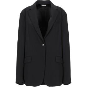 《セール開催中》P.A.R.O.S.H. レディース テーラードジャケット ブラック M ポリエステル 100%