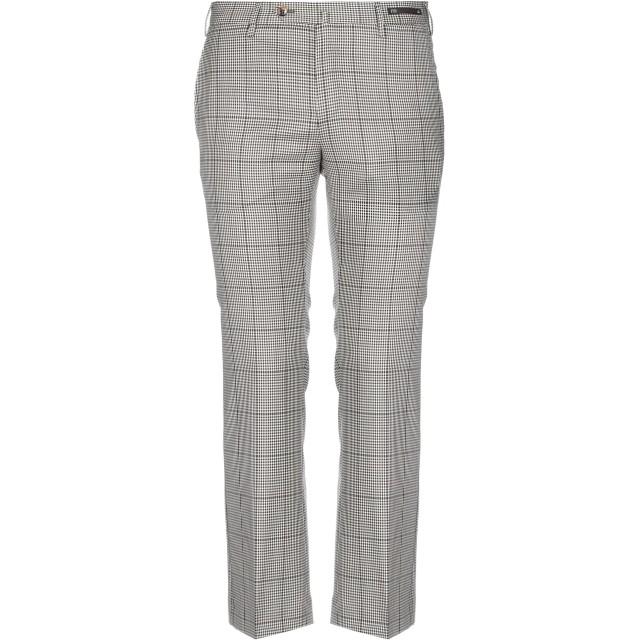 《セール開催中》PT01 メンズ パンツ ダークブラウン 46 バージンウール 100%