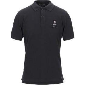 《セール開催中》C.P. COMPANY メンズ ポロシャツ ブラック S コットン 100%
