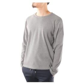 ワッフル長袖Tシャツ Tシャツ・カットソー