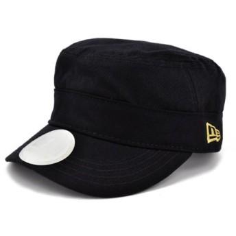 NEWERA KIDS WORK CAP BLACK/GOLD 11118616 ニューエラ ワークキャップ キッズサイズ ブラック/ゴールド 黒 帽子 子供 ジュニア ヒップホップ ダンス 衣装 ウェア