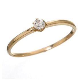 K18 ダイヤリング 指輪 シューリング ピンクゴールド 13号 ファッション リング 指輪 天然石 ダイヤモンド top1-ds-867646-ah [簡素パッケージ品]