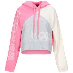 《セール開催中》HAPPINESS レディース スウェットシャツ ピンク S/M コットン 100%