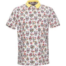 《期間限定セール開催中!》DANIELE ALESSANDRINI メンズ シャツ アイボリー XL コットン 100%