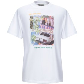 《セール開催中》FRANKLIN & MARSHALL メンズ T シャツ ホワイト XXS コットン 100%