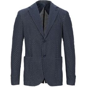 《期間限定セール開催中!》HAMAKI-HO メンズ テーラードジャケット ダークブルー 46 ポリエステル 60% / コットン 40%