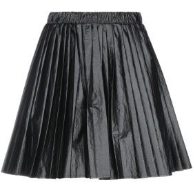 《セール開催中》VICOLO レディース ミニスカート ブラック one size ナイロン 100%