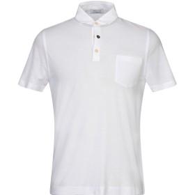 《セール開催中》HERITAGE メンズ ポロシャツ ホワイト 48 コットン 100%