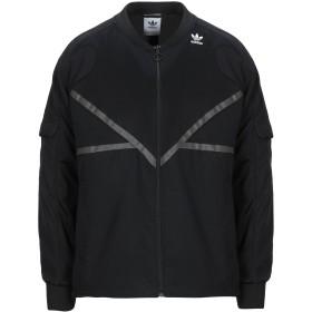 《セール開催中》ADIDAS ORIGINALS メンズ スウェットシャツ ブラック XL コットン 59% / ポリエステル 41%