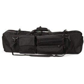 屋外の戦術的な軍事ファンは大きなダブル登山バッグショルダーメッセンジャーバッグパック,黒