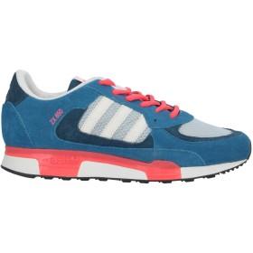 《セール開催中》ADIDAS ORIGINALS メンズ スニーカー&テニスシューズ(ローカット) ブルー 10.5 革 / 紡績繊維