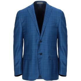 《期間限定セール開催中!》CORNELIANI メンズ テーラードジャケット ブルー 50 バージンウール 100%