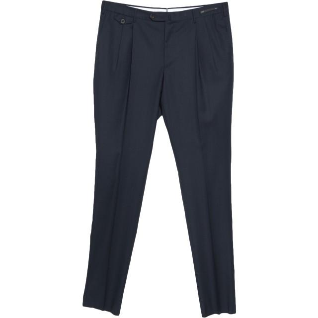 《セール開催中》PT01 メンズ パンツ ダークブルー 54 バージンウール 100%