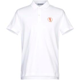 《セール開催中》BIKKEMBERGS メンズ ポロシャツ ホワイト XS コットン 92% / ポリウレタン 8%