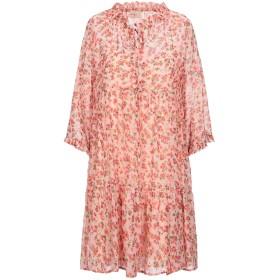 《セール開催中》VICOLO レディース ミニワンピース&ドレス ピンク S ポリエステル 100%