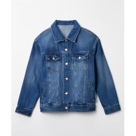 ビッグデニムジャケット (ジャケット・ブルゾン)(レディース)Jackets, 外套