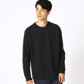 [マルイ] 【MIZUNO コラボ】ワッフル ロングTシャツ/コムサイズムメンズ(COMME CA ISM)