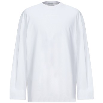 《セール開催中》IH NOM UH NIT メンズ T シャツ ホワイト L コットン 100% / ポリウレタン