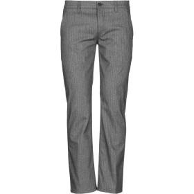 《セール開催中》DONDUP メンズ パンツ 鉛色 34 ポリエステル 56% / コットン 25% / レーヨン 15% / ポリウレタン 4%