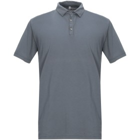 《期間限定セール開催中!》BELLWOOD メンズ ポロシャツ 鉛色 52 コットン 100%