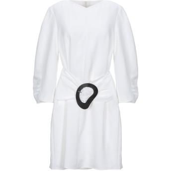 《セール開催中》TIBI レディース ミニワンピース&ドレス ホワイト 6 ポリエステル 100%