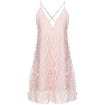 《セール開催中》FRANCESCA CONOCI レディース ミニワンピース&ドレス ライトピンク S ポリエステル 100%