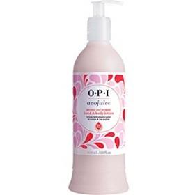 OPI アボジュースハンド&ボディローション ピオニー&ポピー 600ml