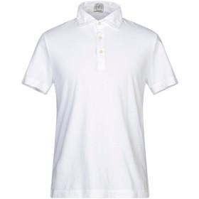 《セール開催中》DRUMOHR メンズ ポロシャツ ホワイト M コットン 100%