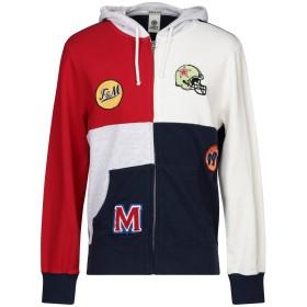 《セール開催中》FRANKLIN & MARSHALL メンズ スウェットシャツ ライトグレー XXS コットン 100%
