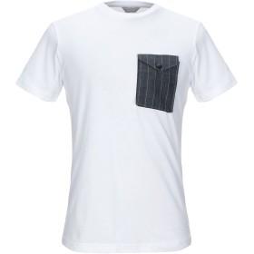 《セール開催中》SSEINSE メンズ T シャツ ホワイト S コットン 100%
