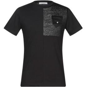 《セール開催中》HAMAKI-HO メンズ T シャツ ブラック M コットン 100%