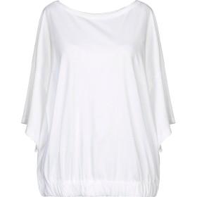 《セール開催中》AUTHENTIC ORIGINAL VINTAGE STYLE レディース T シャツ ホワイト S コットン 100%