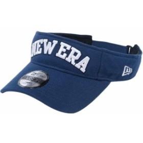 ニューエラ(NEW ERA) ゴルフ サンバイザー Sun Visor Sweat ネイビー 55.8-59.6cm 12108640 【帽子 アクセサリー 紫外線防止】