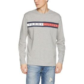 (トミーヒルフィガー) TOMMY HILFIGER ロゴ ロング Tシャツ/SPORTINO LS TEE C8378C2669 S グレー
