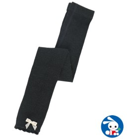 ベビー10分丈スパッツ(リブリボン)【75cm・85cm・95cm】