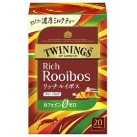 【送料無料】片岡物産 トワイニング リッチ ルイボス 1.8g×20袋×24箱入