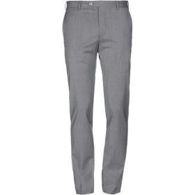 《セール開催中》TOMBOLINI メンズ パンツ 鉛色 48 バージンウール 97% / ナイロン 2% / ポリウレタン 1%