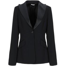 《セール開催中》P.A.R.O.S.H. レディース テーラードジャケット ブラック XS ポリエステル 100%