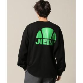 417 EDIFICE 【JIEDA / ジエダ】ELLESE LOGO SWEAT ブラック 2