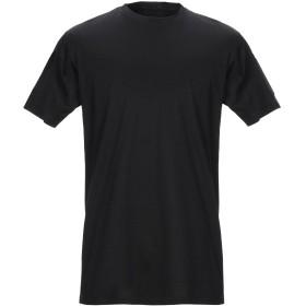 《セール開催中》PMDS PREMIUM MOOD DENIM SUPERIOR メンズ T シャツ ブラック M コットン 100%