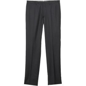 《期間限定セール開催中!》INCOTEX メンズ パンツ スチールグレー 38 ウール 100%