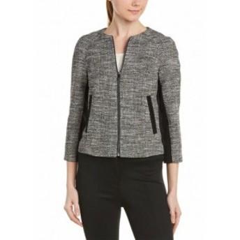 ファッション 衣類 L.K.Bennett Jacket Us 2 / Uk 6 Black