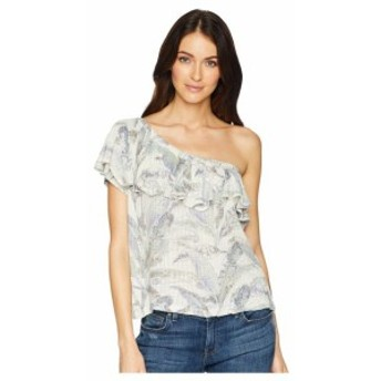 Lucky Brand ラッキーブランド 服 一般 Tropical One Shoulder Top